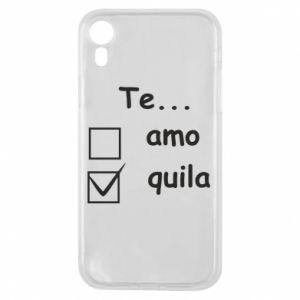 Etui na iPhone XR Te...