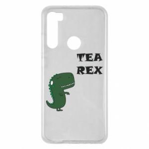 Etui na Xiaomi Redmi Note 8 Tea Rex