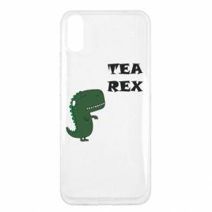Xiaomi Redmi 9a Case Tea Rex