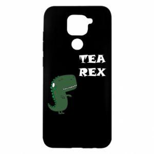Xiaomi Redmi Note 9 / Redmi 10X case % print% Tea Rex