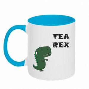 Kubek dwukolorowy Tea Rex