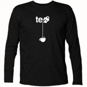 Koszulka z długim rękawem Tea - PrintSalon