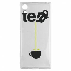 Sony Xperia XA1 Case Tea
