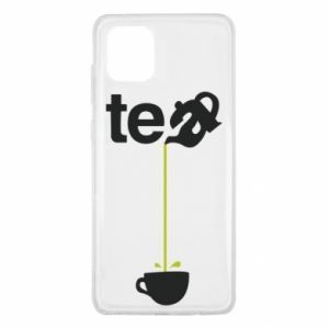 Samsung Note 10 Lite Case Tea