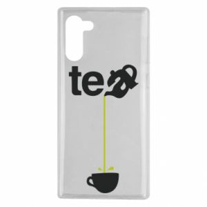 Samsung Note 10 Case Tea