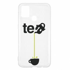 Samsung M31 Case Tea