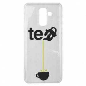 Samsung J8 2018 Case Tea