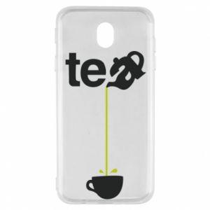 Samsung J7 2017 Case Tea
