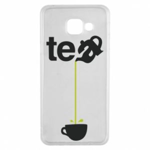Samsung A3 2016 Case Tea