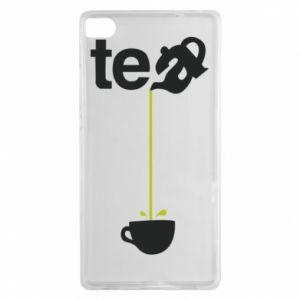 Huawei P8 Case Tea