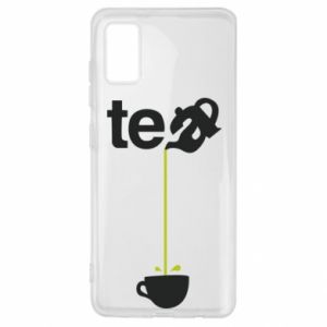 Samsung A41 Case Tea