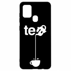 Samsung A21s Case Tea