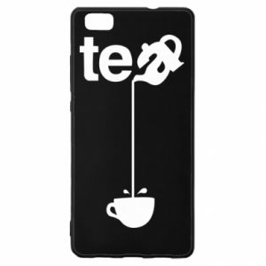 Huawei P8 Lite Case Tea