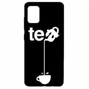 Samsung A51 Case Tea