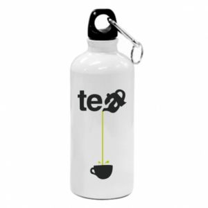 Water bottle Tea