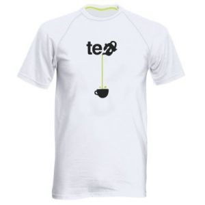Men's sports t-shirt Tea