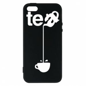 Etui na iPhone 5/5S/SE Tea