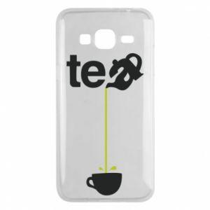 Etui na Samsung J3 2016 Tea - PrintSalon