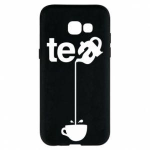 Etui na Samsung A5 2017 Tea - PrintSalon