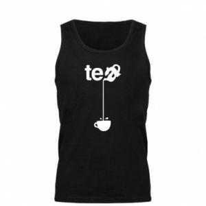 Męska koszulka Tea - PrintSalon