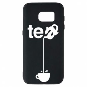Samsung S7 Case Tea