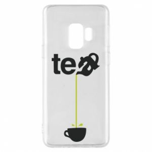 Samsung S9 Case Tea