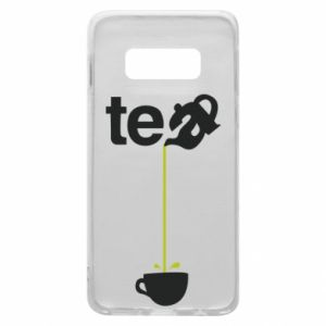 Etui na Samsung S10e Tea - PrintSalon