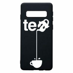 Etui na Samsung S10 Tea - PrintSalon