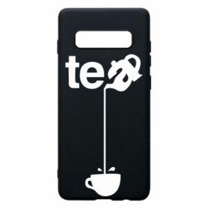 Samsung S10+ Case Tea