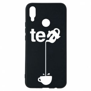 Huawei P Smart Plus Case Tea