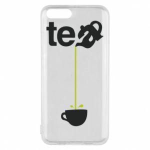 Etui na Xiaomi Mi6 Tea - PrintSalon