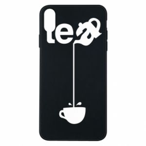 iPhone Xs Max Case Tea