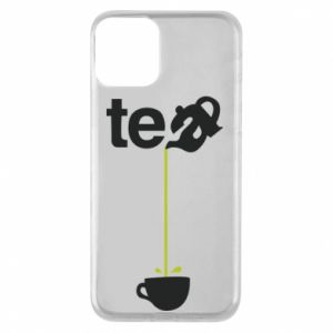 Etui na iPhone 11 Tea