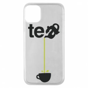 Etui na iPhone 11 Pro Tea