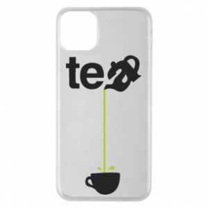 iPhone 11 Pro Max Case Tea