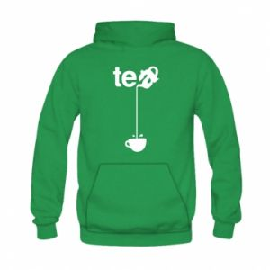 Kid's hoodie Tea