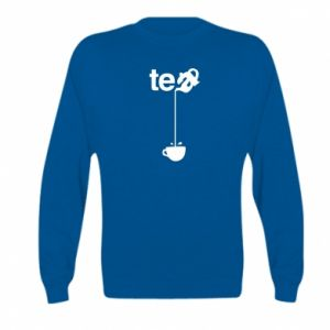 Kid's sweatshirt Tea