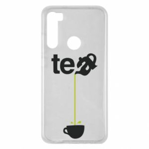 Xiaomi Redmi Note 8 Case Tea