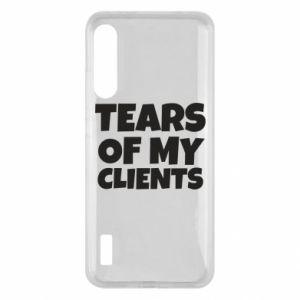 Etui na Xiaomi Mi A3 Tears of my clients