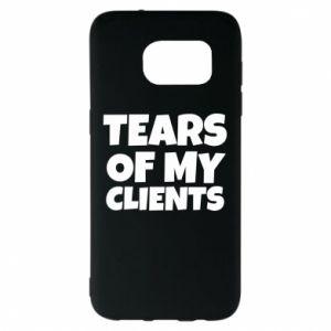 Etui na Samsung S7 EDGE Tears of my clients