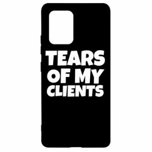 Etui na Samsung S10 Lite Tears of my clients