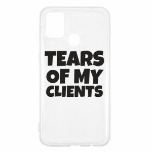 Etui na Samsung M31 Tears of my clients