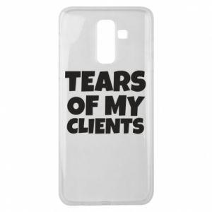 Etui na Samsung J8 2018 Tears of my clients