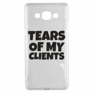 Etui na Samsung A5 2015 Tears of my clients