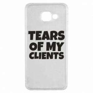 Etui na Samsung A3 2016 Tears of my clients