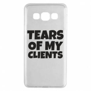 Etui na Samsung A3 2015 Tears of my clients