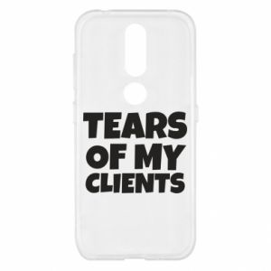 Etui na Nokia 4.2 Tears of my clients