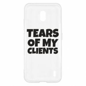 Etui na Nokia 2.2 Tears of my clients