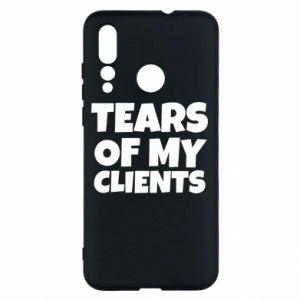 Etui na Huawei Nova 4 Tears of my clients