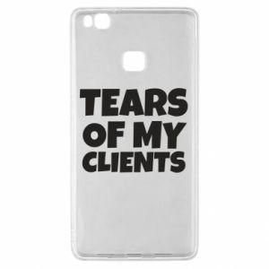 Etui na Huawei P9 Lite Tears of my clients